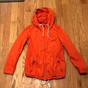 H&M Nantucket red light jacket